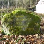 Ri265 Ruinen alte Glashuette und Forsthaus alte Glashuette