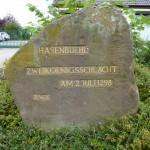 Ri295 Hasenbuehl Zweikoenigsschlacht am 2- Juli 1298